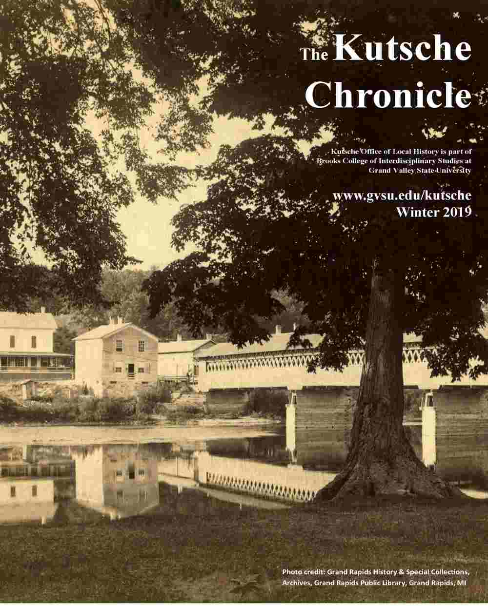 Winter 2019 Kutsche Chronicle Now available online